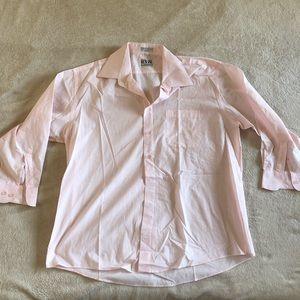 5818b565 Rossini Men's Dress Shirt Size 17 32-33